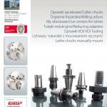 Katalog narzędzi skrawajćych firmy APX - 2012/1