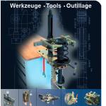 Katalog specjalistycznych narzędzi samochodowych Klann Gedore 2011