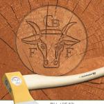 Katalog siekier i narzędzi dla drwali i cieśli - Ochsenkopf - Gedore 2010