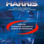 Katalog urządzeń spawalniczych HARRIS 2011