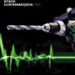 Katalog elektronarzędzi Hitachi 2009