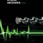 Katalog osprzętu i akcesoriów do elektronarzędzi Hitachi 2008