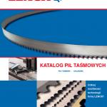 Katalog piły taśmowe LENOX - 2009