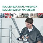 Katalog maszyn i elektronarzędzi do obróbki stali szlachetnej INOX - 2011