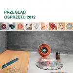Katalog osprzętu do elektronarzędzi Metabo - 2012