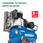 Katalog narzędzi pneumatycznych Metabo 2012