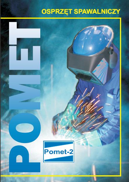 Katalog osprzętu spawalniczego Pomet 2010