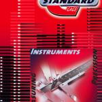 Katalog przyrządów pomiarowych Standard Gage / Hexagon - 2010