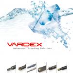 Katalog narzędzi do gwintowania Vardex - Vargus 2010