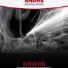 Piąte wydanie katalogu narzędzi ściernych ANDRE Abrasive