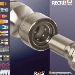 Katalog szybkozłączy niskociśnieniowych Rectus 2010