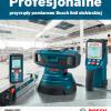Katalog profesjonalnych narzędzi i urządzeń pomiarowych BOSCH 2012