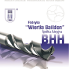 Katalog wierteł BHH - Fabryka Wiertła Baildon 2011