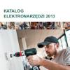 Katalog elektronarzędzi Metabo 2013