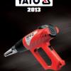 Katalog narzędzi ręcznych i elektronarzędzi YATO 2013