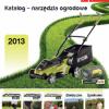 Katalog narzędzi ogrodowych Ryobi 2013