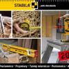 Katalog narzędzi pomiarowych Stabila 2013