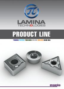 Narzędzia skrawajace Lamina - katalog 2013-2014