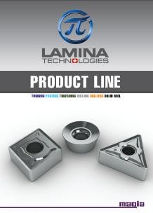 Katalog narzędzi skrawających Lamina 2013-2014