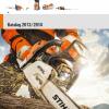 Katalog elektronarzędzi Stihl 2013/2014