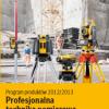 Katalog profesjonalnej techniki pomiarowej CST/Berger 2012/2013