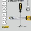 Katalog narzędzi ręcznych Proxxon Indstrial 2013