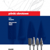 Katalog pilników obrotowych Fenes 2013