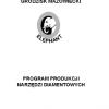 Katalog narzędzi ściernych diamentowych marki FTŚ Grodzisk 2003