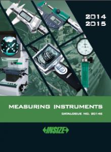 Narzędzia pomiarowe Insize - katalog 2014-2015