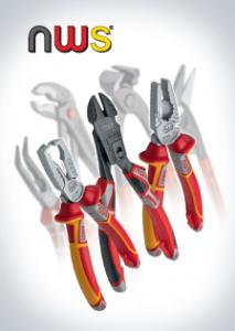 Kombinerki, obcinaki boczne i szczypce NWS - katalog 2013-2014
