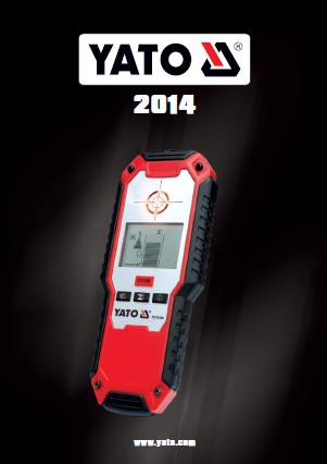 Katalog narzędzi ręcznych YATO 2014