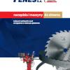 Katalog narzędzi i maszyn do drewna Fenes 2015