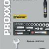 Katalog narzędzi ręcznych Proxxon Industrial 2015/2016