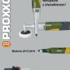 Katalog elektronarzędzi Proxxon Micromot 2015/2016