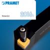 Katalog nowości - narzędzia skrawające Dormer Pramet 2016.1