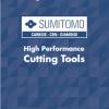 Katalog narzędzi skrawających Sumitomo 2015/2016