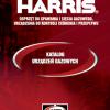 Katalog urządzeń gazowych Harris 2014